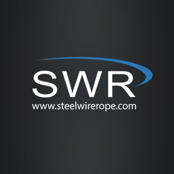SWR Steel Wire Rope Logo
