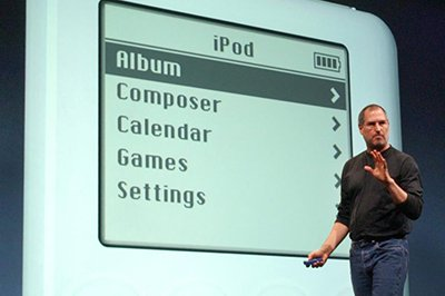 iPod Showcase